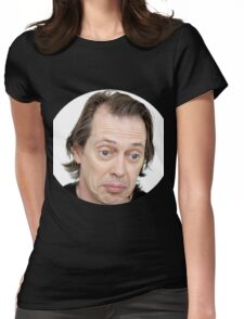 Steve Buscemi Meme Funny! Womens Fitted T-Shirt