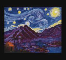 Maui Starry Night Kids Tee