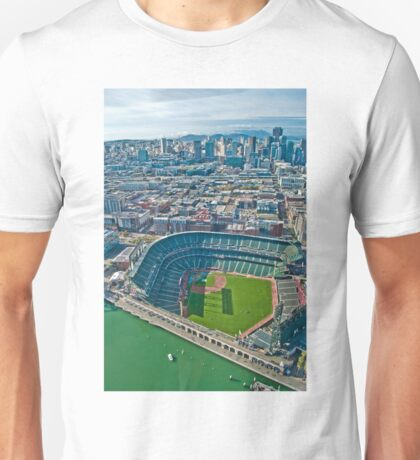 SF Giants Stadium  Unisex T-Shirt