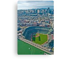 SF Giants Stadium  Canvas Print