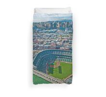 SF Giants Stadium  Duvet Cover