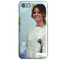 Shelley Hennig - Comic Con iPhone Case/Skin
