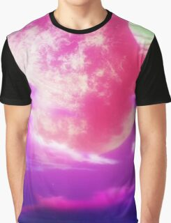 Pink Moon Graphic T-Shirt