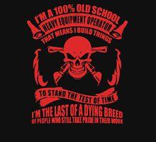 Heavy Equipment Operator Shirt T-Shirt