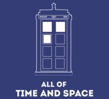 All Of Time And Space by argentanushka