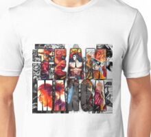 Team Manga Unisex T-Shirt