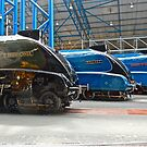 The Ultimate Train Trio by John (Mike)  Dobson