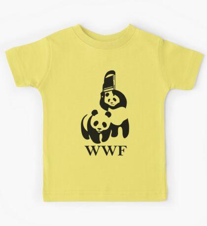 WWF parody Kids Tee