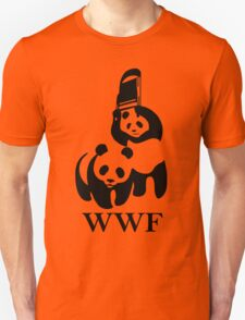 WWF parody T-Shirt