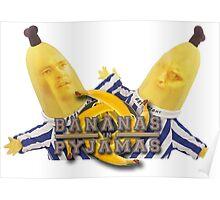 NiP - Bananas In Pyjamas Poster