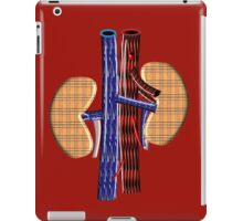 Human Kidney Art iPad Case/Skin