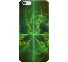 Green Knot iPhone Case/Skin