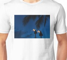 Time to Party - Tiki Torches on the Beach Unisex T-Shirt