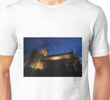 St. Magnus Cathedral by Night Unisex T-Shirt