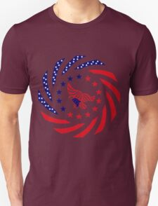 Independent Murican Patriot Flag Series T-Shirt