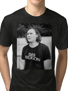 """Brian Sella (The Front Bottoms) """"Dab Religion"""" Tri-blend T-Shirt"""