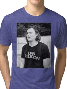 "Brian Sella (The Front Bottoms) ""Dab Religion"" Tri-blend T-Shirt"