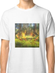 Take Me to the Magic Forest Abstract Geometric Classic T-Shirt
