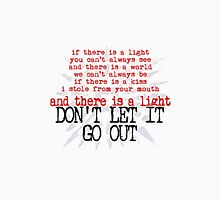 u2 song for someone light out Unisex T-Shirt