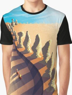 Long Ways Off Graphic T-Shirt