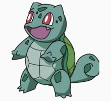 Bulbtle - Bulbasaur/Squirtle Crossover Kids Clothes