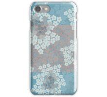 Lacecap Azure iPhone Case/Skin