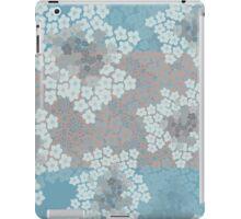 Lacecap Azure iPad Case/Skin