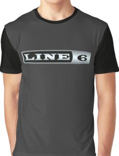 Line 6 Graphic T-Shirt