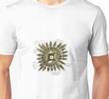 u2 logo ietour design Unisex T-Shirt