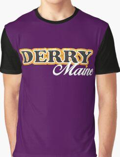Derry, Maine - It Graphic T-Shirt
