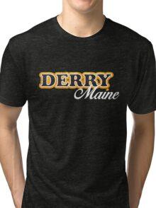 Derry, Maine - It Tri-blend T-Shirt