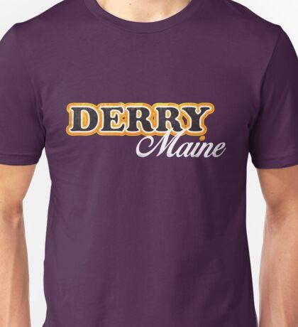 Derry, Maine - It Unisex T-Shirt