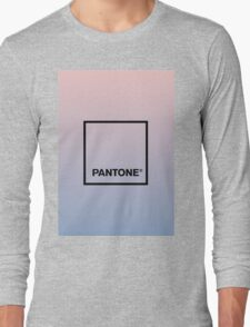 PANTONE'S COLOR OF 2016 Long Sleeve T-Shirt