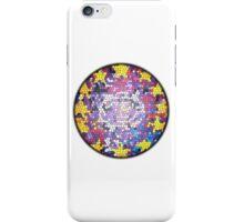 Zooropa U2 vitrail - white iPhone Case/Skin