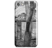 The Tree House BW iPhone Case/Skin