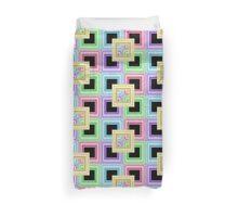 blocks Duvet Cover