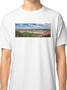 Prague Panorama Classic T-Shirt