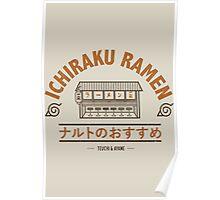 Ichiraku Poster