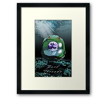 Emergance Framed Print
