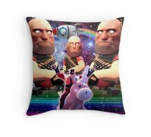 All Hail The Heavy Throw Pillow