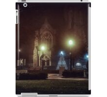 Almost Christmas - the Church of St. Mary / St. Paul iPad Case/Skin