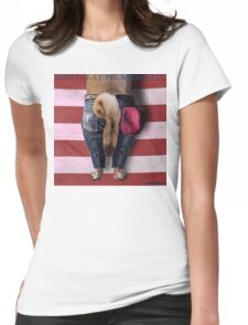 PUG SPRINGSTEEN Womens Fitted T-Shirt