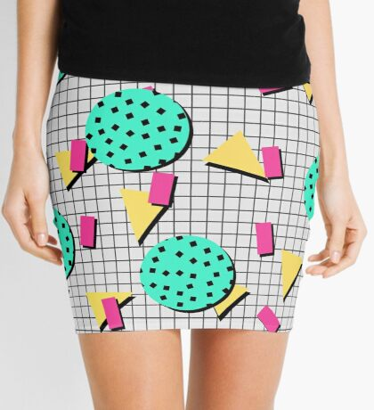 Memphis Mini Skirt