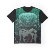 Demonic Alien Entity Graphic T-Shirt