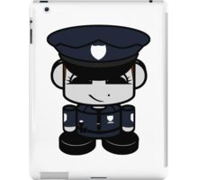 Police Hero'bot 2.0 iPad Case/Skin