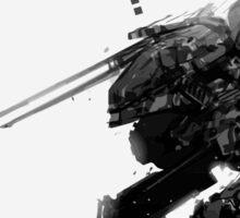 Metal Gear Sticker