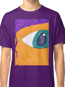 Psychedelic Eye Classic T-Shirt