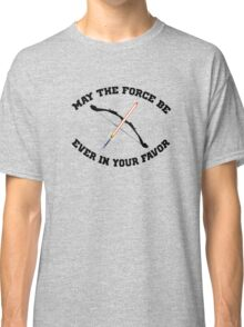 THE HUNGER GAMES MEETS STAR WARS Classic T-Shirt