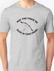 THE HUNGER GAMES MEETS STAR WARS Unisex T-Shirt