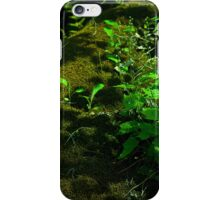 Moss & Miterwort iPhone Case/Skin